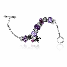 Perfect in Purple Bracelet