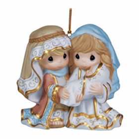 Precious Moments Nativity Ornament