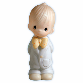 Precious Moments Bridal Party - Groom Figurine