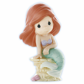 PRECIOUS MOMENTS DISNEY ARIEL:  OCEANS OF LOVE FOR YOU