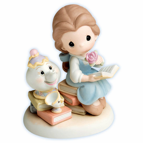 Precious Moments Disney Belle from Beauty and the Beast
