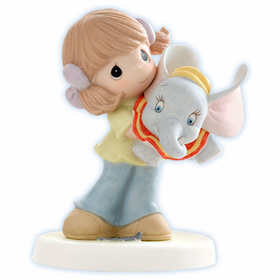 Precious Moments Disney Dumbo: Now You Can Fly