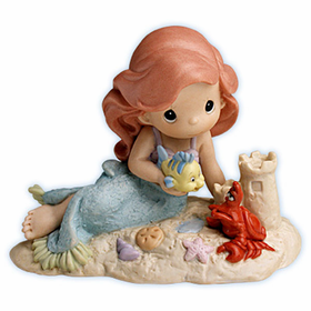 Precious Moments Disney Princess Ariel The Little Mermaid: Part of Your World