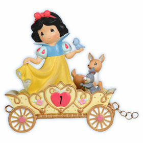 Precious Moments Disney Princess Birthday Train Age 1 Snow White