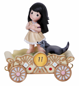 Precious Moments Disney Princess Birthday Train Age 11 Pocahontas