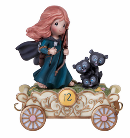 Precious Moments Disney Princess Birthday Train Age 12 Merida