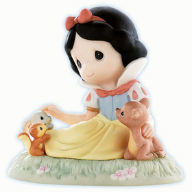 Precious Moments Disney Snow White: Fair in Beauty and in Spirit