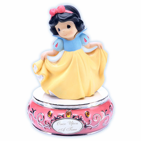 Precious Moments Disney:  Snow White Musical Figurine