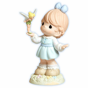 Precious Moments Disney Tinkerbell: Make Every Day Magical