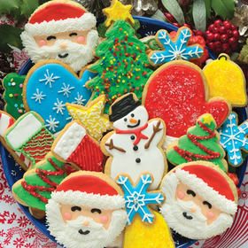 Puzzle Cookies and Christmas 500 Piece