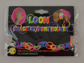 Royal Deluxe Loom Band Bracelet