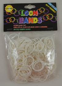 Royal Deluxe Loom White Bands