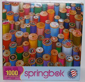 Puzzle Sew Ready! 1000 Piece