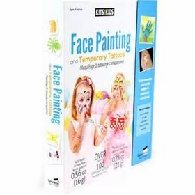 Spice Box Face Painting and Temporary Tattoos