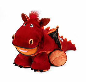 Stuffies Blaze the Dragon