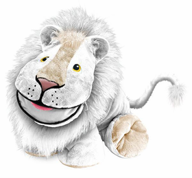 Stuffies Champ the Lion