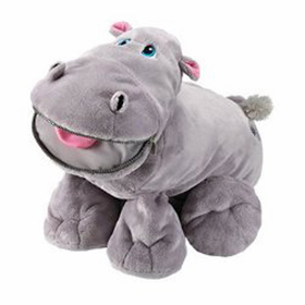 Stuffies Gracie the Hippo