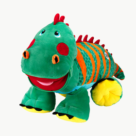 Stuffies Igby the Iguana