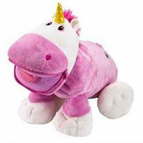 Stuffies Prancine the Unicorn