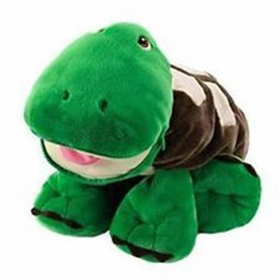 Stuffies Shuffles the Turtle
