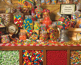 Puzzle Sweet Shoppe 1000 Piece