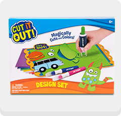 TPF Toys Cut It Out! Design Set