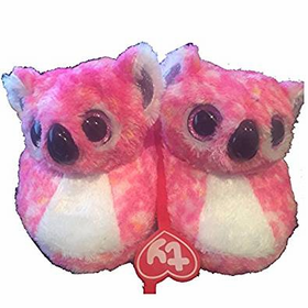 Ty Beanie Boo Kacey the Koala Slipper Large
