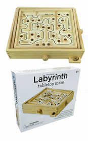Westminster Labyrinth Table Top Maze