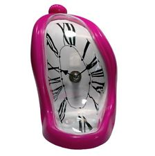 Westminster Pink Time Warp Clock