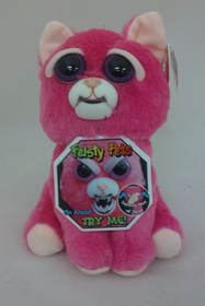 William Mark Feisty Pets Pink Cat Lady Monstertruck