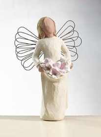 WILLOW TREE ANGEL OF SPRING