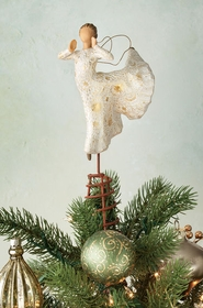 Willow Tree Song of Joy Tree Topper