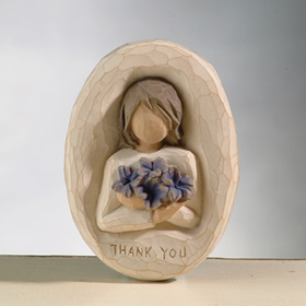 Willow Tree Thank You Plaque