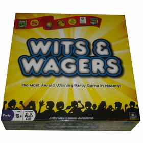 Wits and Wagers Game 2nd Edition