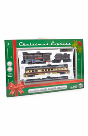 Wow Toyz Christmas Express 20 Piece Train Set
