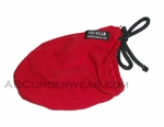 Male Tanning Jewels Pouch Covers One-Size