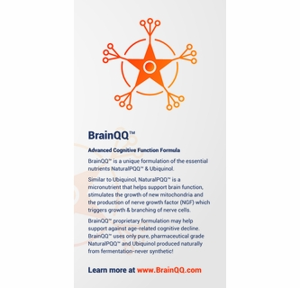 BrainQQ™ plus Natural PQQ