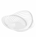 Alessi Trinity White Fruit Bowl