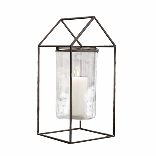 Design Ideas Candle House Large Lantern