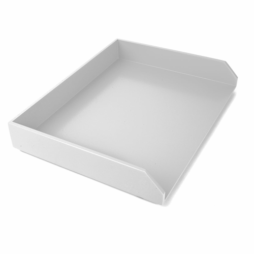Design Ideas Simple Structure Fog Letter Tray
