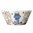 iittala Taika White / Blue 20 oz Bowl