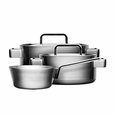 iittala Tools 3-Piece Cookware Set