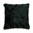 Marimekko Furry Dark Green Throw Pillow