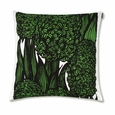 Marimekko Hyasintti Throw Pillow