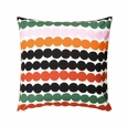 Marimekko R�symatto Orange Throw Pillow