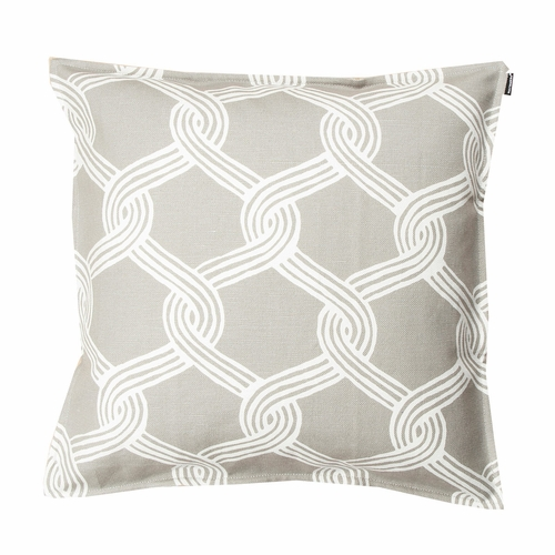 Marimekko Sulhasmies Beige Throw Pillow