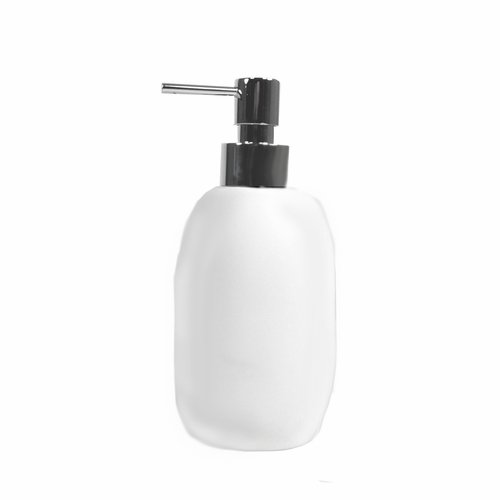 Tina Frey White Soap Pump Bottle