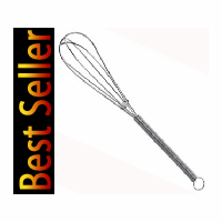 "4.75"" and 7"" Mini Chrome Wire Whisks"