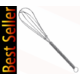"""4.75"""" and 7"""" Mini Chrome Wire Whisks"""