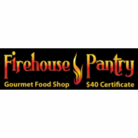 $40 Firehouse Flavors Gift Certificate